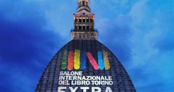 Proiezione sulla Mole di Torino