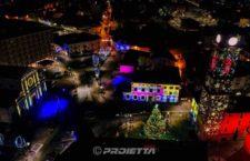 Giaveno: il Festival delle luci di Natale