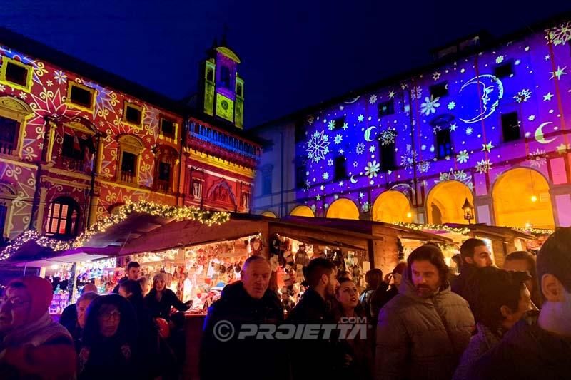 Proiezioni ad Arezzo